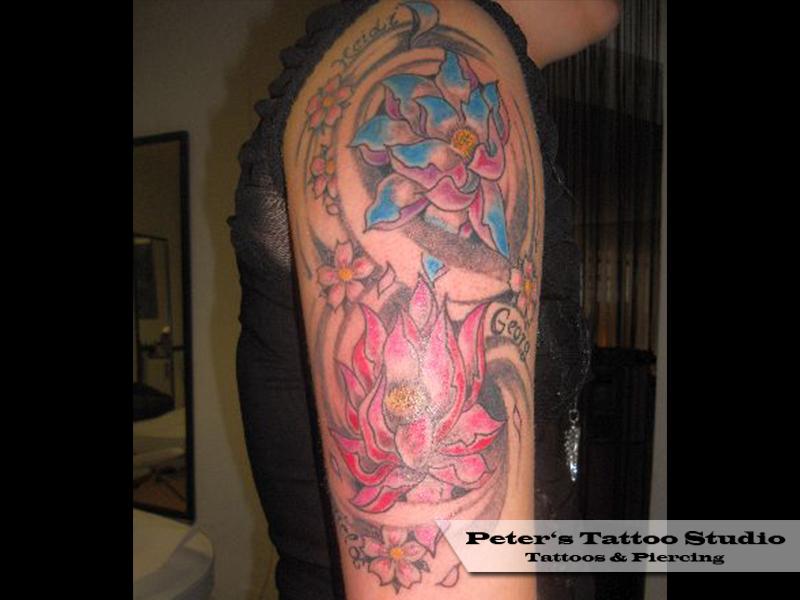 Asia | www.pp-tattoos.com