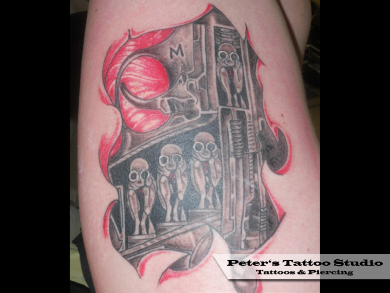 Biomechanics | www.pp-tattoos.com
