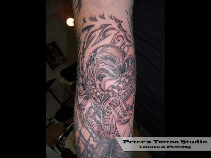 Biomechanics   www.pp-tattoos.com